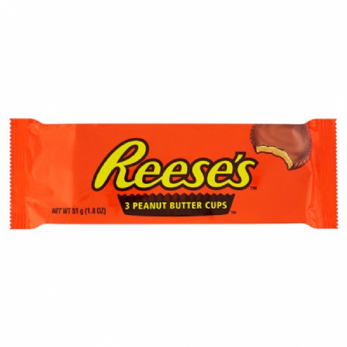 Reese's Peanut Butter Cups Triple Pack (51g) (US)